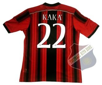AC Milan Home 2014-15 | #22 KAKA