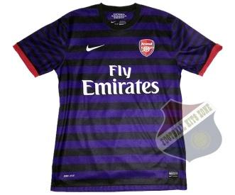 Arsenal Away 2012-13 | #4 Mertesacker