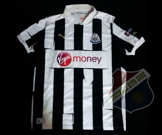 Newcastle United Home 2012-13 | #2 COLOCCINI