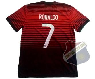 Portugal Home 2014-15   #7 RONALDO