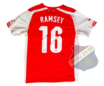 ARSENAL HOME 2014-15 | #16 RAMSEY