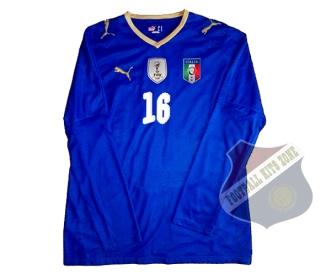 ITALY HOME 2008-09 | #16 DE ROSSI