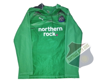 NEWCASTLE UNITED GK 2010-11