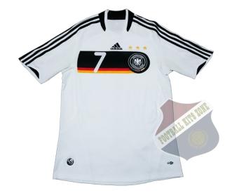 GERMANY HOME 2008-10 | #7 SCHWEINSTEIGER